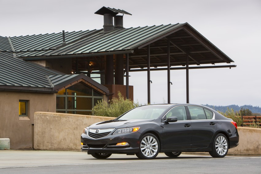GALLERY: All-new 2014 Acura RLX – Honda's 5-Series Image #155104