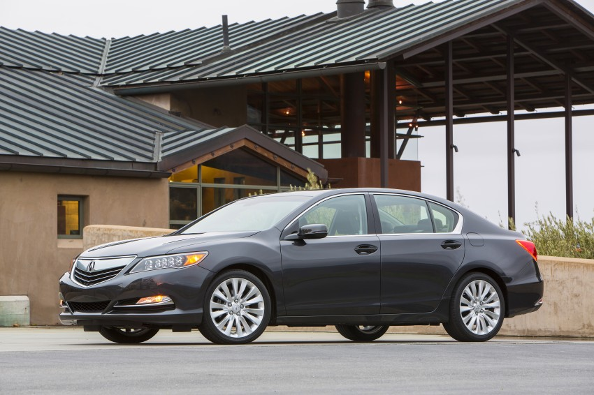 GALLERY: All-new 2014 Acura RLX – Honda's 5-Series Image #155169
