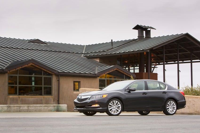 GALLERY: All-new 2014 Acura RLX – Honda's 5-Series Image #155190