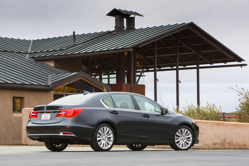 GALLERY: All-new 2014 Acura RLX – Honda's 5-Series Image #155197