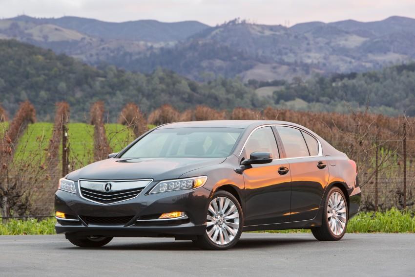 GALLERY: All-new 2014 Acura RLX – Honda's 5-Series Image #155181