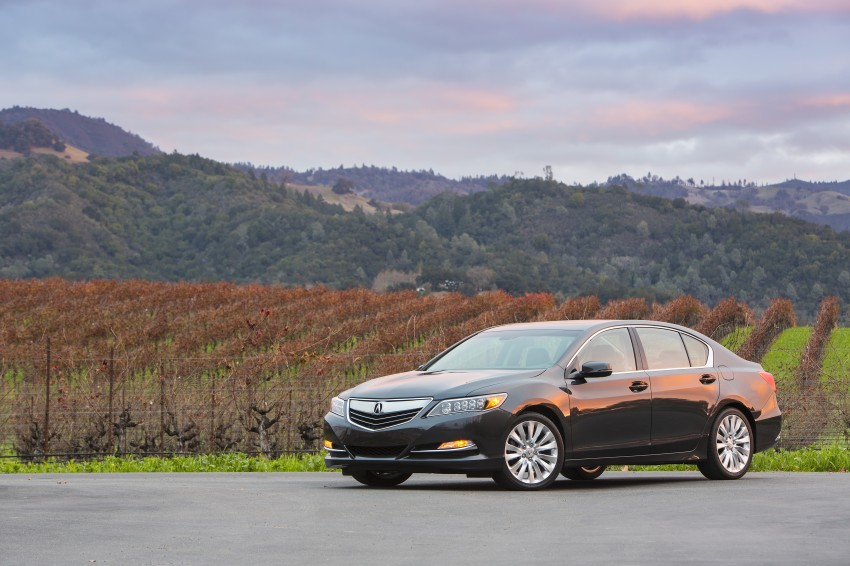 GALLERY: All-new 2014 Acura RLX – Honda's 5-Series Image #155177