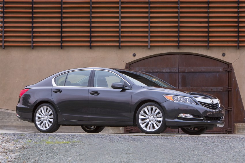 GALLERY: All-new 2014 Acura RLX – Honda's 5-Series Image #155185