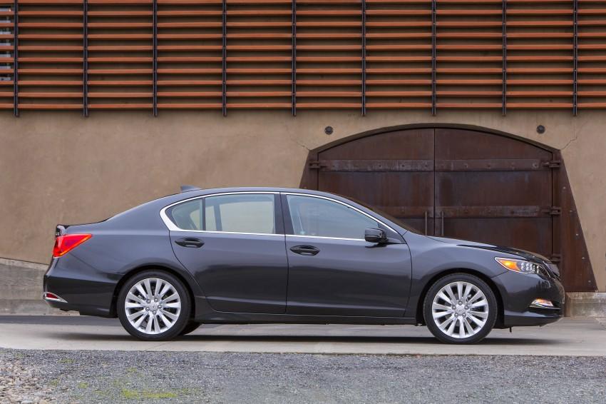 GALLERY: All-new 2014 Acura RLX – Honda's 5-Series Image #155132