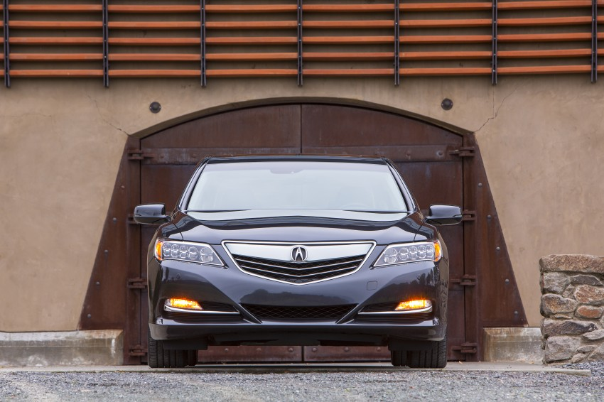 GALLERY: All-new 2014 Acura RLX – Honda's 5-Series Image #155196
