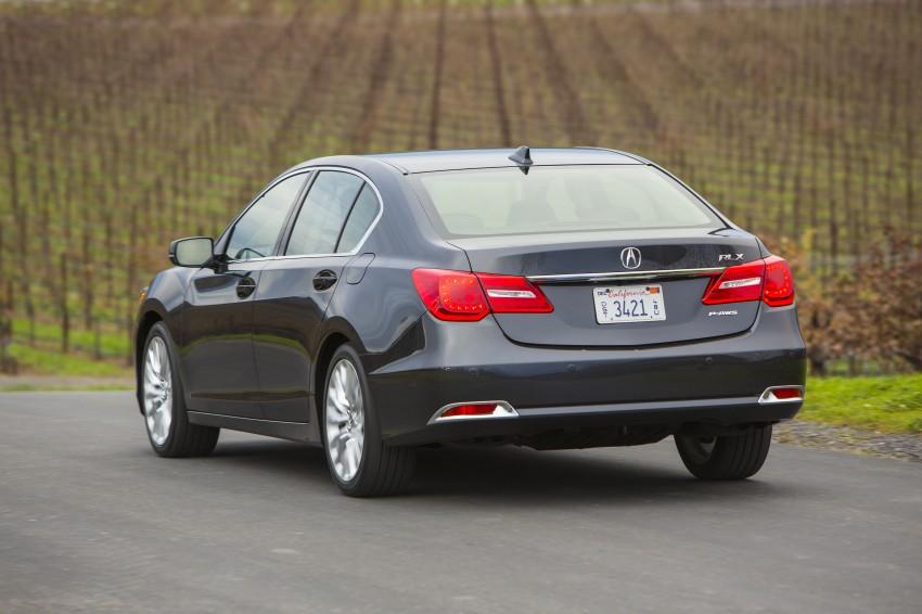 GALLERY: All-new 2014 Acura RLX – Honda's 5-Series Image #155152