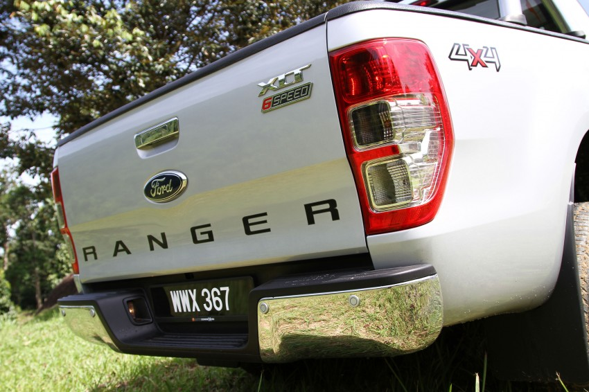 TESTED: Ford Ranger XLT 2.2 Manual driven in all jungles – the concrete one and the green-muddy one Image #116868
