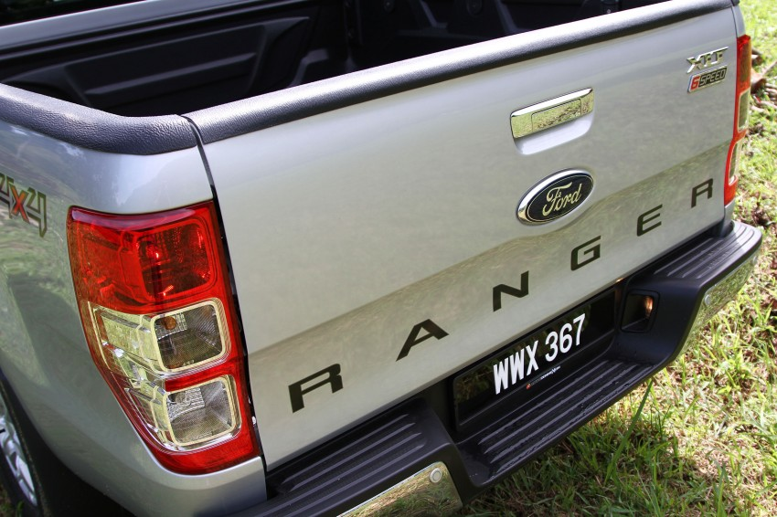 TESTED: Ford Ranger XLT 2.2 Manual driven in all jungles – the concrete one and the green-muddy one Image #116872