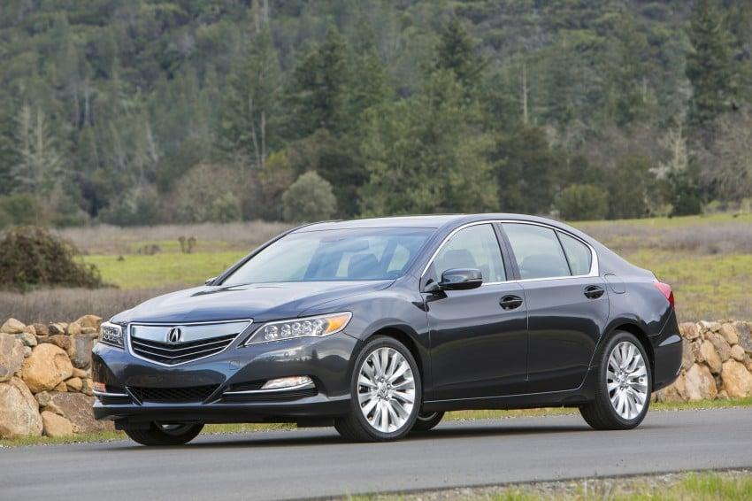 GALLERY: All-new 2014 Acura RLX – Honda's 5-Series Image #155179