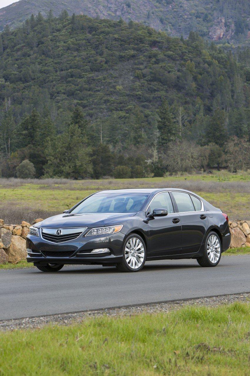 GALLERY: All-new 2014 Acura RLX – Honda's 5-Series Image #155178