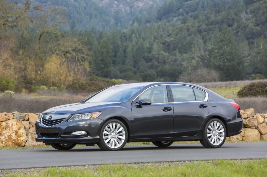 GALLERY: All-new 2014 Acura RLX – Honda's 5-Series Image #155115