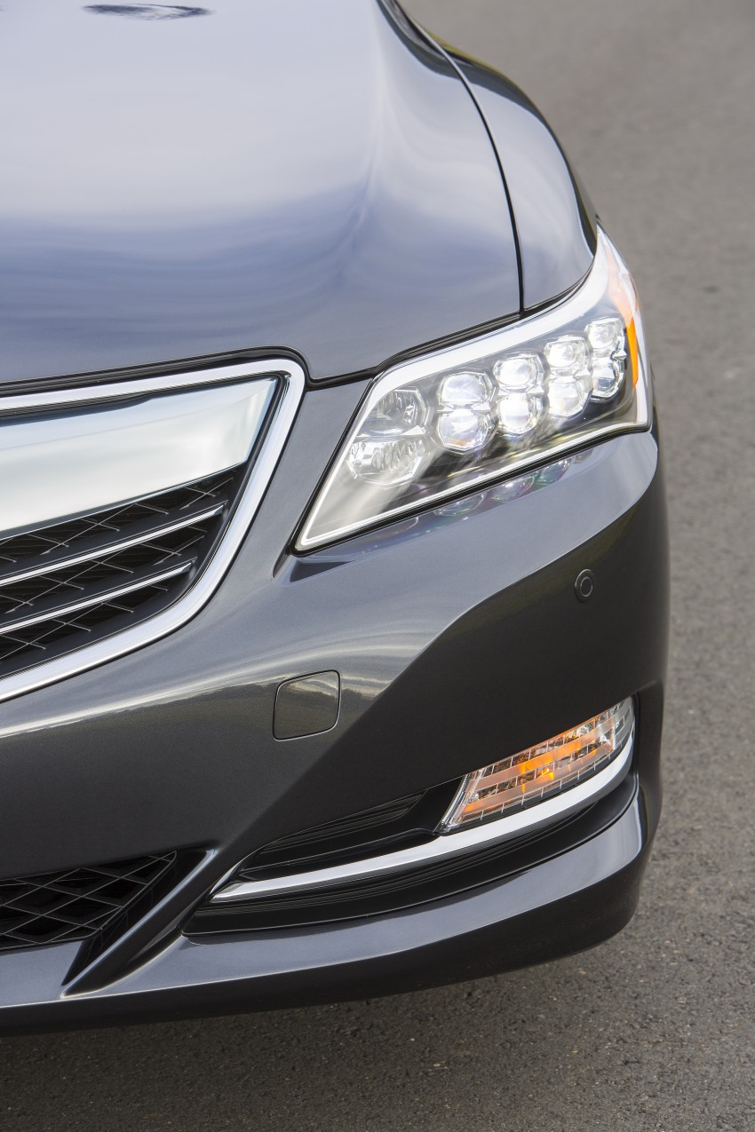 GALLERY: All-new 2014 Acura RLX – Honda's 5-Series Image #155187