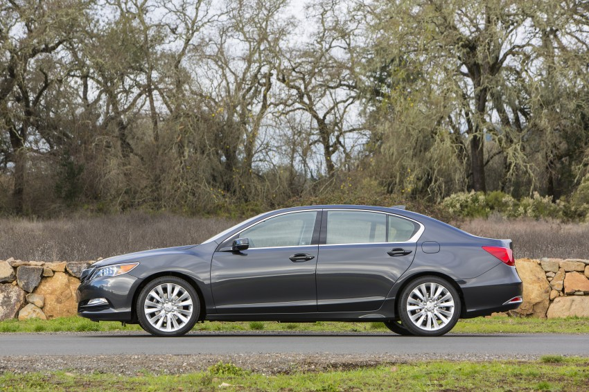 GALLERY: All-new 2014 Acura RLX – Honda's 5-Series Image #155155