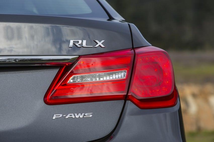 GALLERY: All-new 2014 Acura RLX – Honda's 5-Series Image #155160