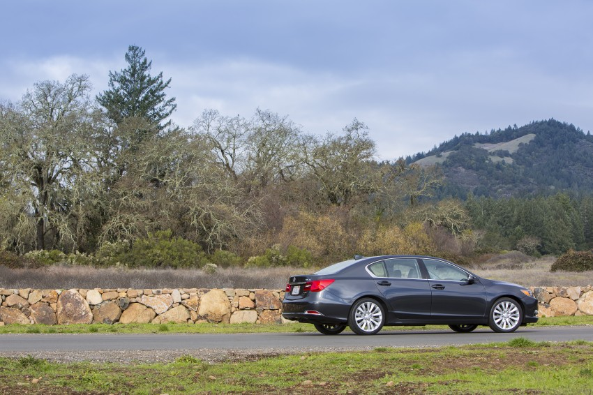 GALLERY: All-new 2014 Acura RLX – Honda's 5-Series Image #155125
