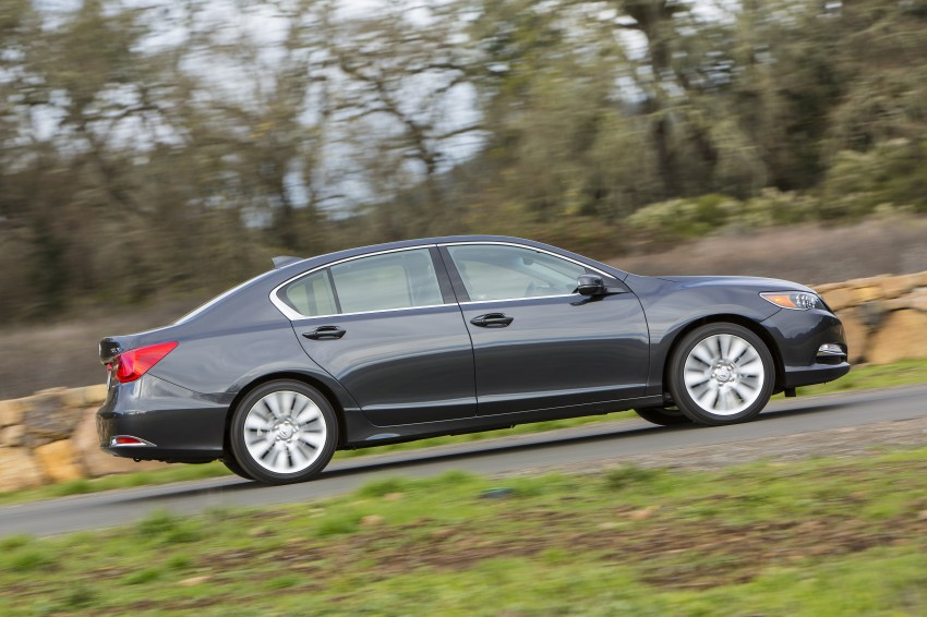 GALLERY: All-new 2014 Acura RLX – Honda's 5-Series Image #155140