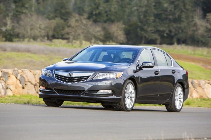 GALLERY: All-new 2014 Acura RLX – Honda's 5-Series Image #155147