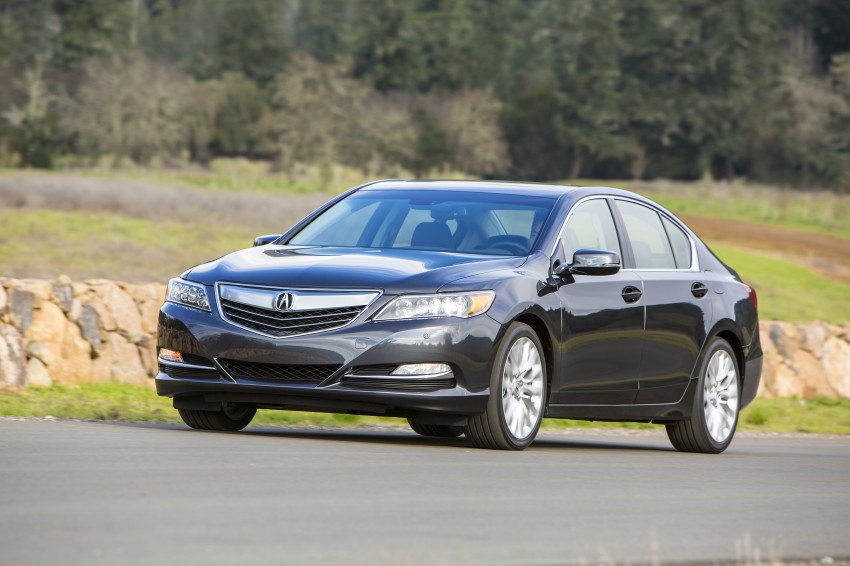 GALLERY: All-new 2014 Acura RLX – Honda's 5-Series Image #155154