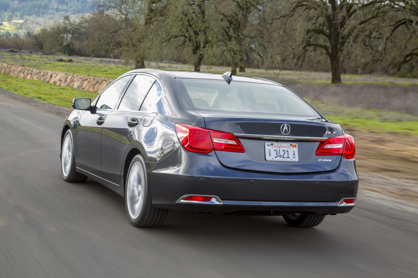 GALLERY: All-new 2014 Acura RLX – Honda's 5-Series Image #155163