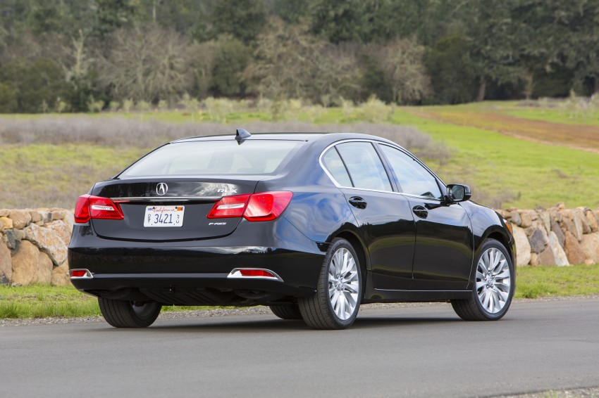 GALLERY: All-new 2014 Acura RLX – Honda's 5-Series Image #155149