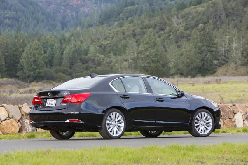 GALLERY: All-new 2014 Acura RLX – Honda's 5-Series Image #155157