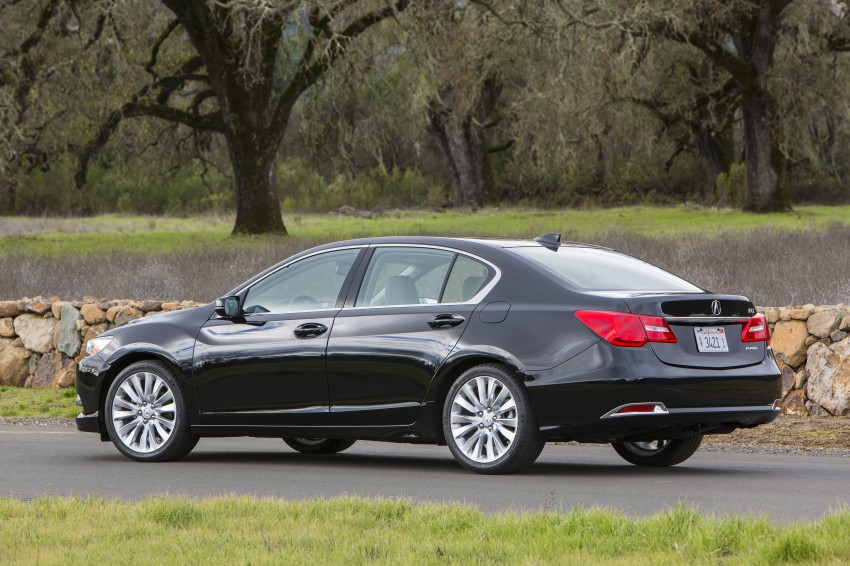 GALLERY: All-new 2014 Acura RLX – Honda's 5-Series Image #155162