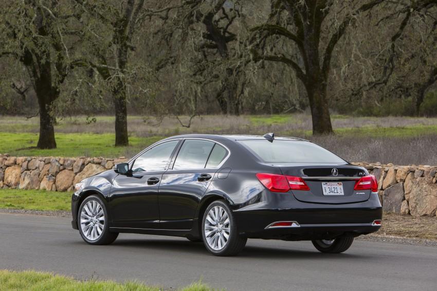 GALLERY: All-new 2014 Acura RLX – Honda's 5-Series Image #155137