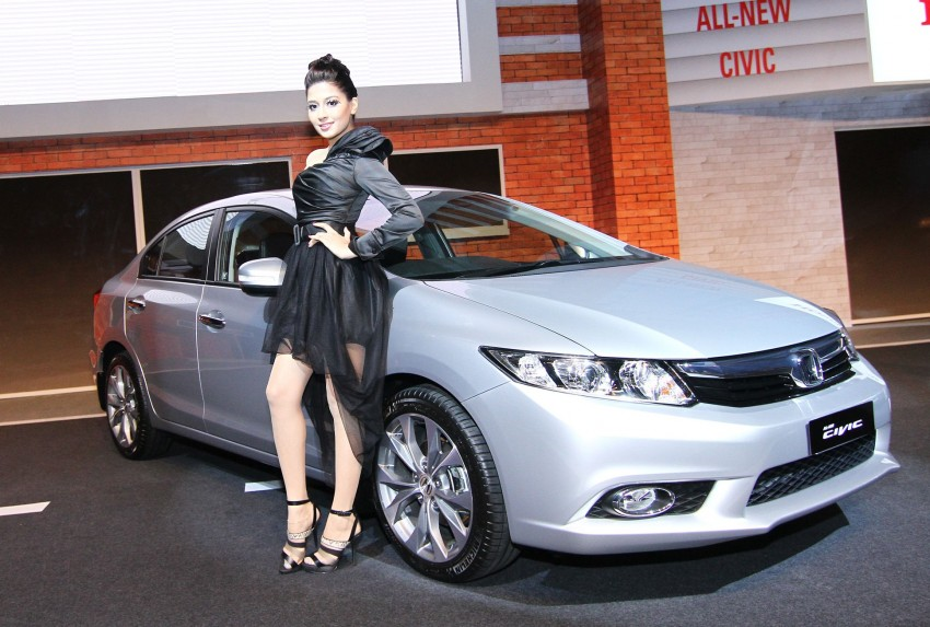 Honda Civic 9th Gen launched: from RM115k, 5yrs warranty unlimited mileage and 10k service interval Image #117392