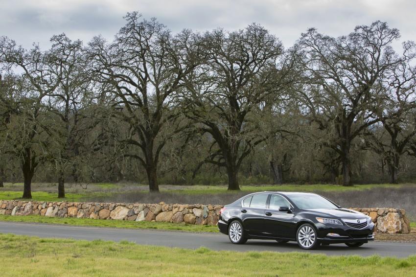 GALLERY: All-new 2014 Acura RLX – Honda's 5-Series Image #155101