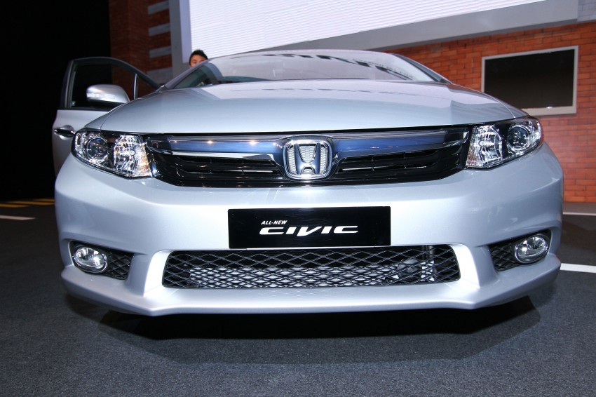Honda Civic 9th Gen launched: from RM115k, 5yrs warranty unlimited mileage and 10k service interval Image #117394