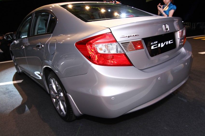 Honda Civic 9th Gen launched: from RM115k, 5yrs warranty unlimited mileage and 10k service interval Image #117395
