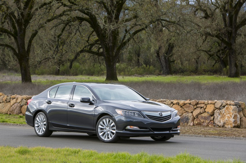 GALLERY: All-new 2014 Acura RLX – Honda's 5-Series Image #155133