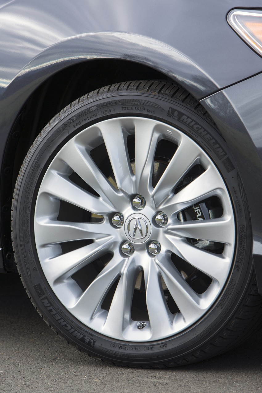 GALLERY: All-new 2014 Acura RLX – Honda's 5-Series Image #155148