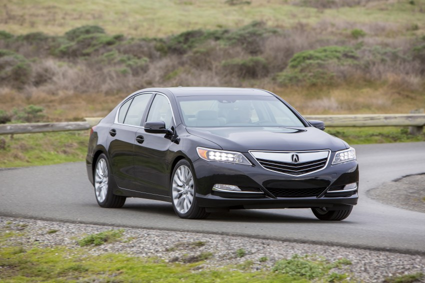 GALLERY: All-new 2014 Acura RLX – Honda's 5-Series Image #155126