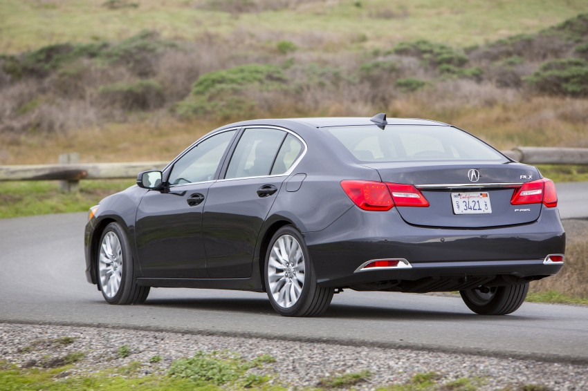 GALLERY: All-new 2014 Acura RLX – Honda's 5-Series Image #155124