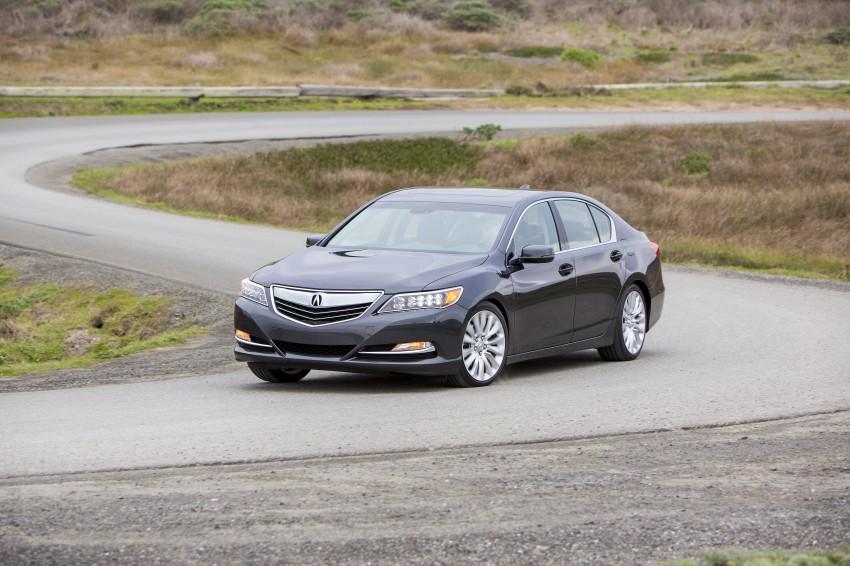 GALLERY: All-new 2014 Acura RLX – Honda's 5-Series Image #155129