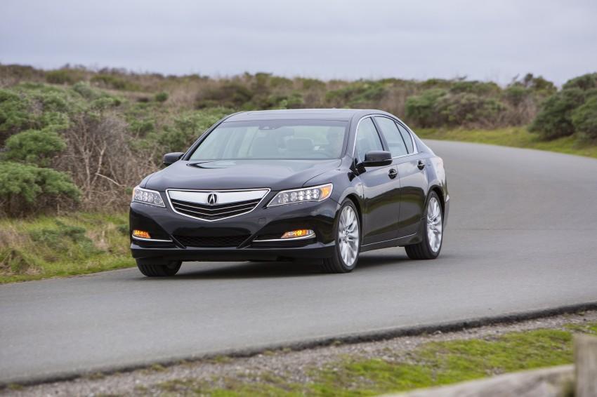 GALLERY: All-new 2014 Acura RLX – Honda's 5-Series Image #155151
