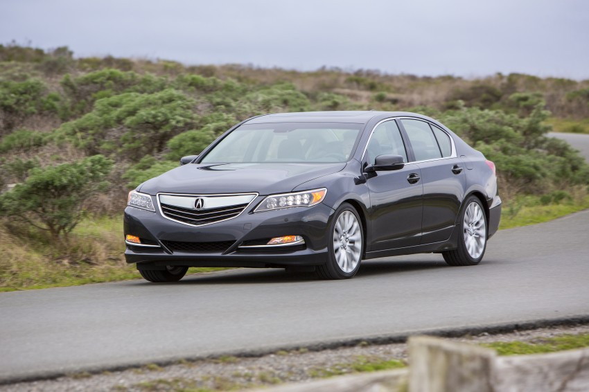 GALLERY: All-new 2014 Acura RLX – Honda's 5-Series Image #155211
