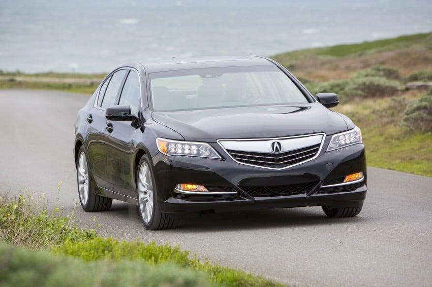 GALLERY: All-new 2014 Acura RLX – Honda's 5-Series Image #155200