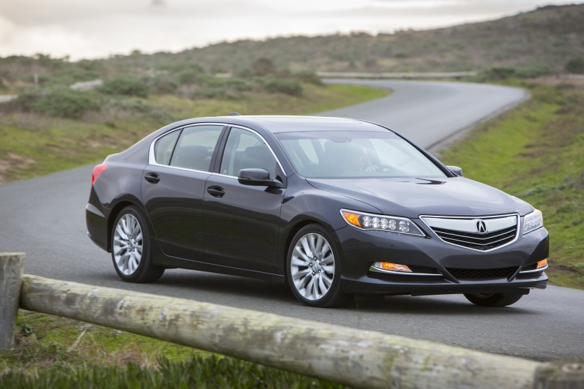 GALLERY: All-new 2014 Acura RLX – Honda's 5-Series Image #155180