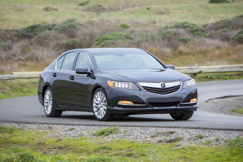 GALLERY: All-new 2014 Acura RLX – Honda's 5-Series Image #155191