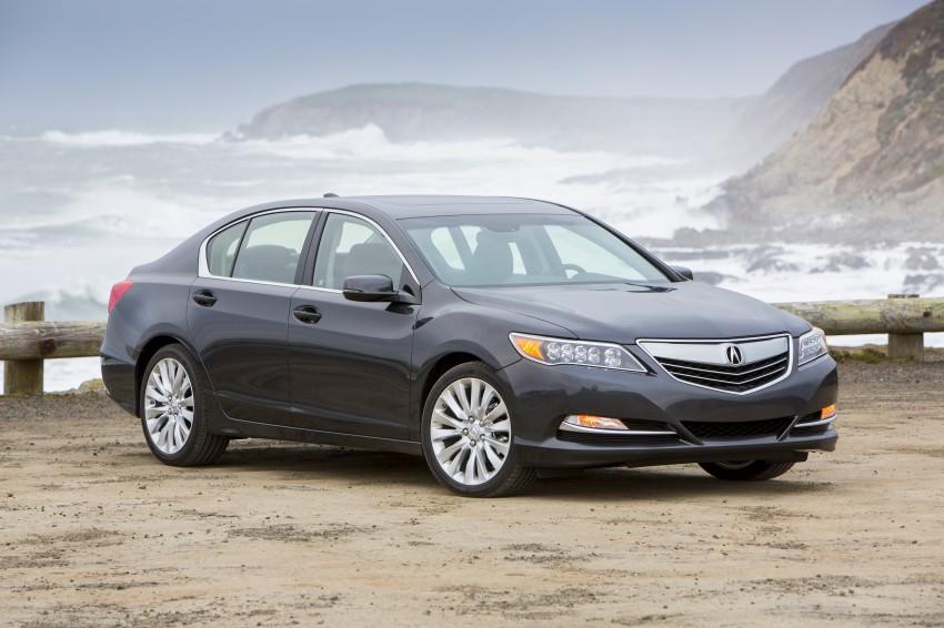 GALLERY: All-new 2014 Acura RLX – Honda's 5-Series Image #155202