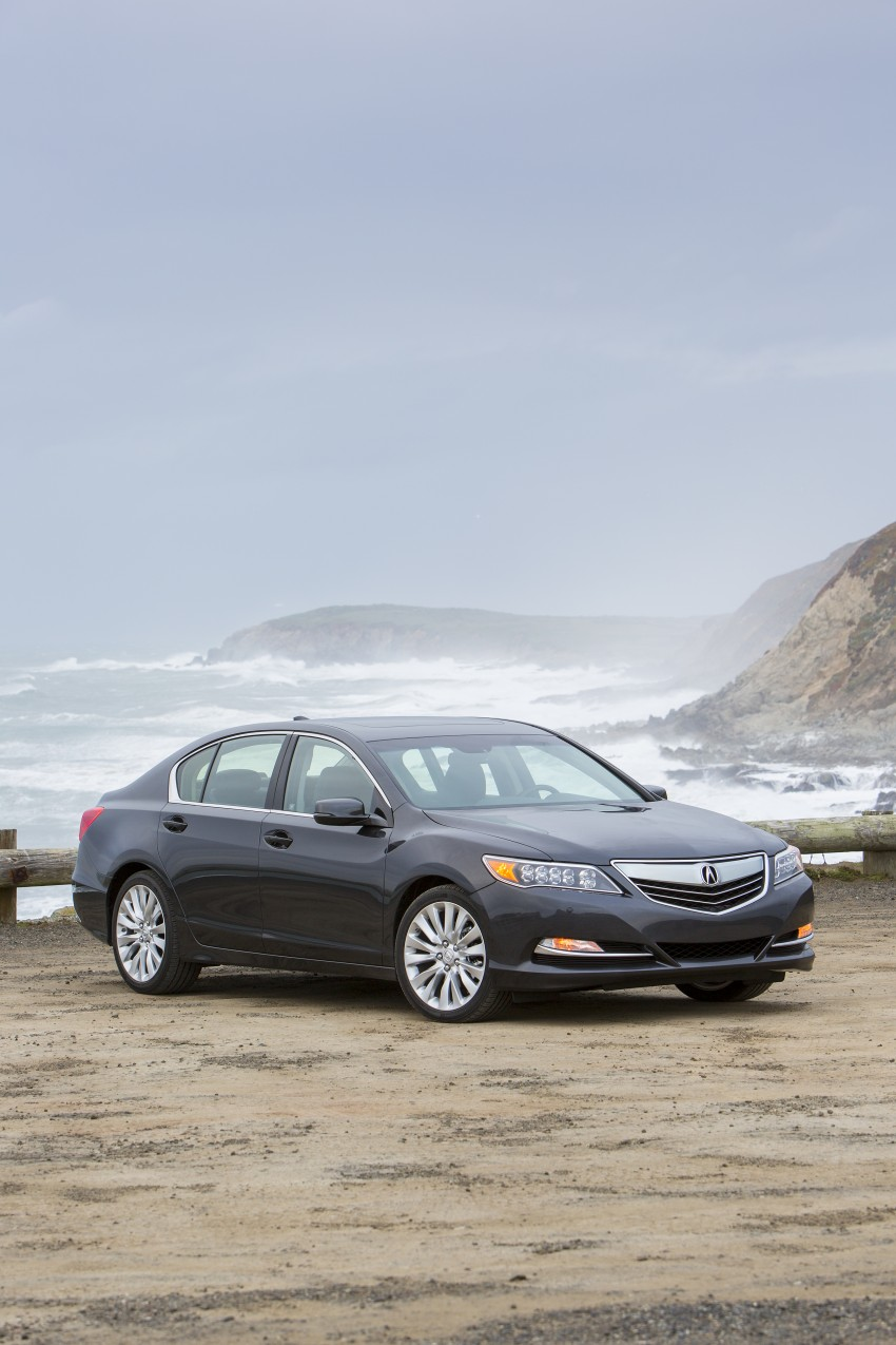 GALLERY: All-new 2014 Acura RLX – Honda's 5-Series Image #155241