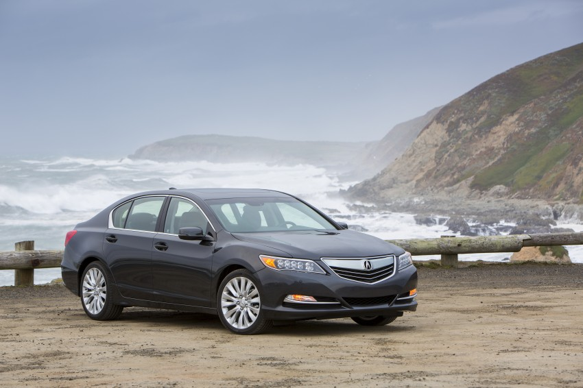 GALLERY: All-new 2014 Acura RLX – Honda's 5-Series Image #155218
