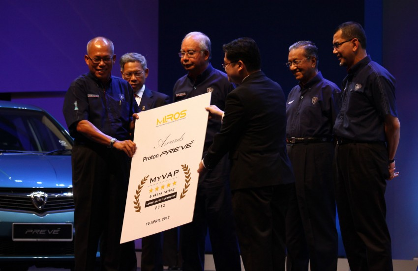 Proton Prevé with 1.6 turbo launched: RM60k – RM73k! Image #101197