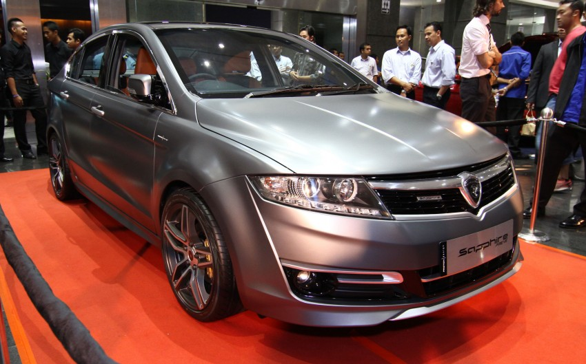 Proton Prevé Sapphire: hints of a SE version? Image #101163