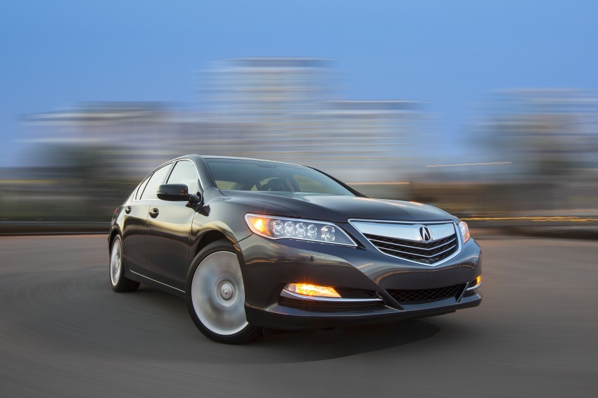GALLERY: All-new 2014 Acura RLX – Honda's 5-Series Image #155203