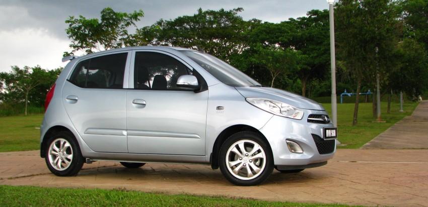 Hyundai i10 full test drive review – a fun econobox Image #108760
