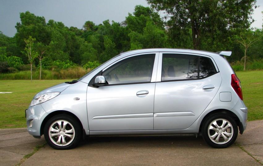 Hyundai i10 full test drive review – a fun econobox Image #108943