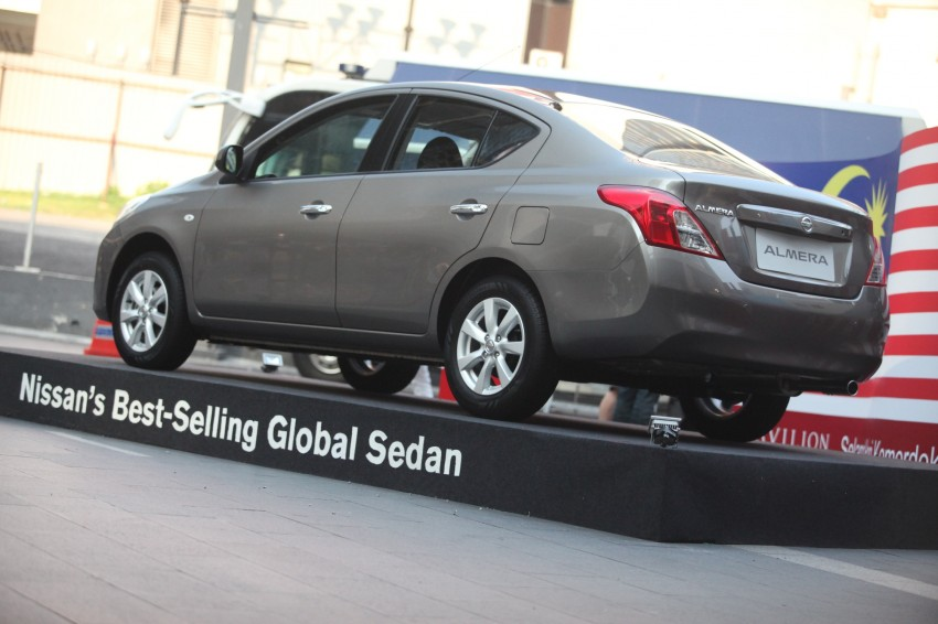 Nissan Almera 1.5L officially previewed by Tan Chong – CKD, RM70k to 85k, deliveries in Q4 Image #124489
